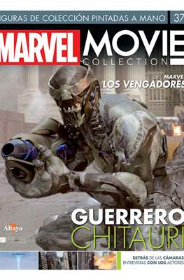 Marvel Movie Collection (Grapa) #37