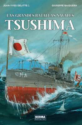 Las grandes batallas navales (Cartoné 56 pp) #5