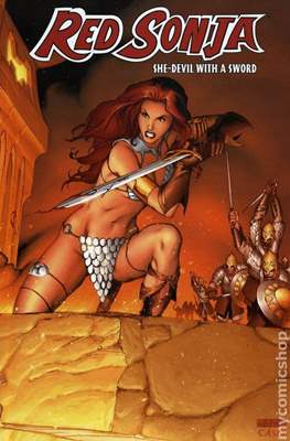 Red Sonja. She-Devil with a Sword #1