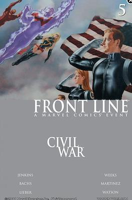 Civil War: Front Line #5