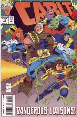Cable Vol. 1 (1993-2002) #10