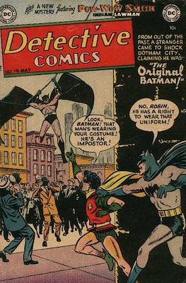 Detective Comics Vol. 1 (1937-2011; 2016-) (Comic Book) #195