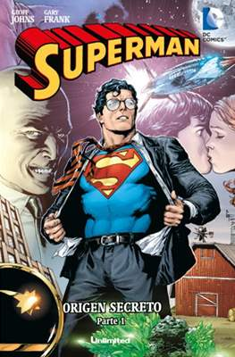 Superman. Origen secreto