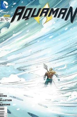 Aquaman (Grapa) #21