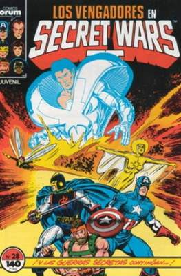 Secret Wars (Grapa 32 pp) #28