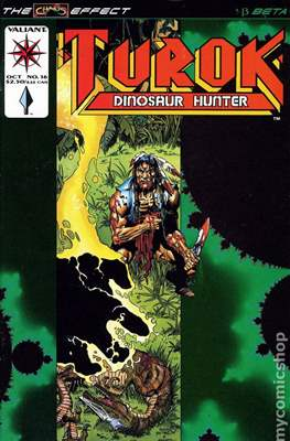 Turok: Dinosaur Hunter (1993-1996) (Grapa) #16