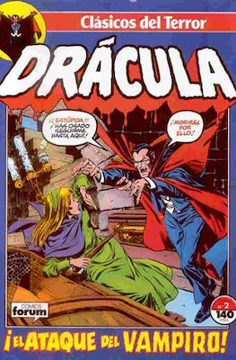 Clásicos del Terror: Drácula (1988-1989) (Grapa. 17x26. Color.) #2