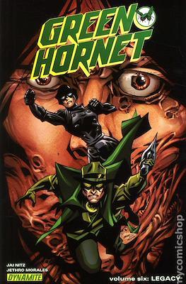 Green Hornet / Green Hornet Legacy (2010-2013) (Softcover 144-376 pp) #6