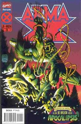 Arma-X Vol. 2 (1995-1996). La Era de Apocalipsis (Grapa 24 pp) #3
