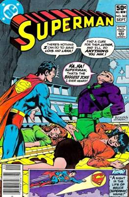 Superman Vol. 1 / Adventures of Superman Vol. 1 (1939-2011) (Comic Book) #363