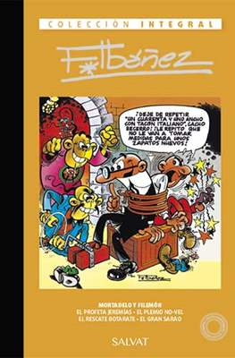 Colección Integral F.Ibáñez #19
