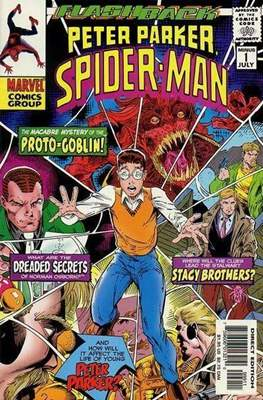 Spider-Man (Vol. 1 1990-2000) (Comic Book) #-1