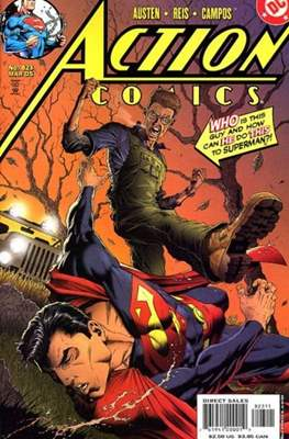 Action Comics Vol. 1 (1938-2011; 2016-) (Comic Book) #823