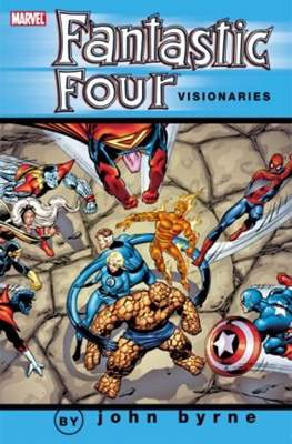 Fantastic Four Visionaries: John Byrne (Softcover) #2