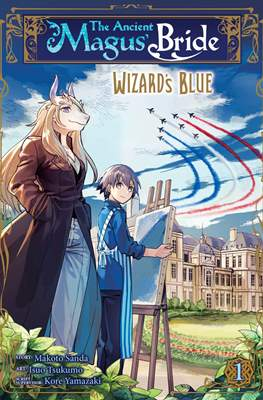The Ancient Magus' Bride: Wizard's Blue