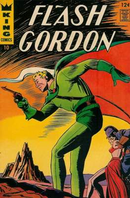 Flash Gordon (Comic-book) #10