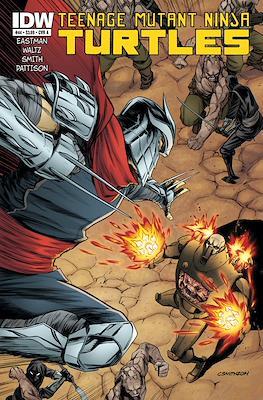 Teenage Mutant Ninja Turtles (2011-...) (Comic-book) #44