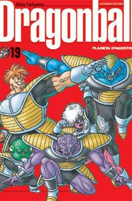 Dragon Ball - Ultimate Edition (Kanzenban) #19