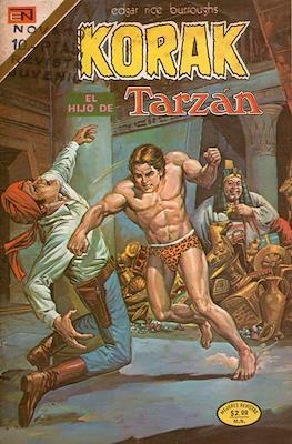 Korak, el hijo de Tarzán (Grapa 36 pp) #29