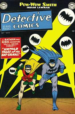 Detective Comics Vol. 1 (1937-2011; 2016-) (Comic Book) #164