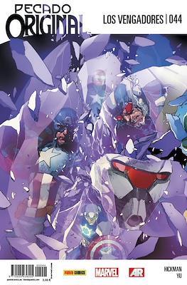 Los Vengadores Vol. 4 (2011-) (Grapa) #44