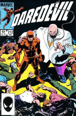 Daredevil Vol. 1 (1964-1998) (Comic Book) #212