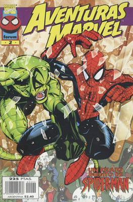 Aventuras Marvel (Grapa 24 pp) #2