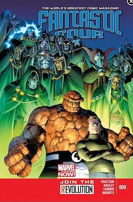 Fantastic Four vol. 4 (Digital) #9