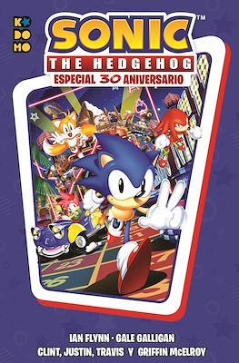 Sonic The Hedgehog: Especial 30 aniversario (Rústica 112 pp)