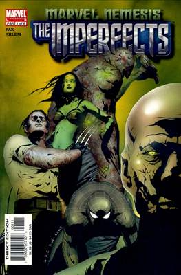 Marvel Nemesis: The Imperfects (Grapa) #1