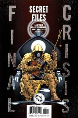 Final Crisis: Secret Files (2009) (saddle-stitched) #1.1