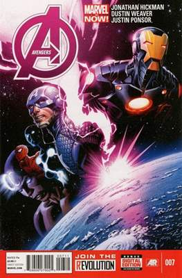 Avengers Vol. 5 (2013-2015) #7