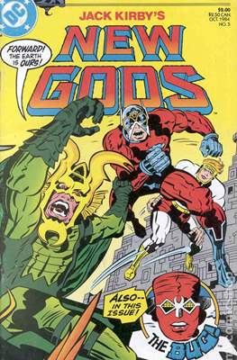 New Gods Vol. 2 (Grapa.) #5