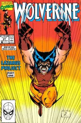 Wolverine (1988-2003) (Comic Book) #27