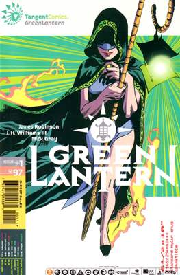Tangent Comics: Green Lantern
