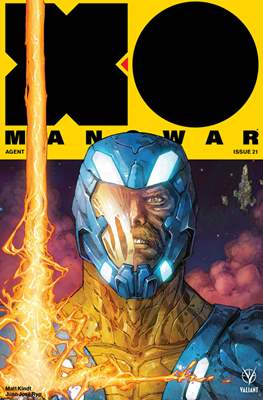 X-O Manowar Vol. 4 (2017) (Comic-book) #21
