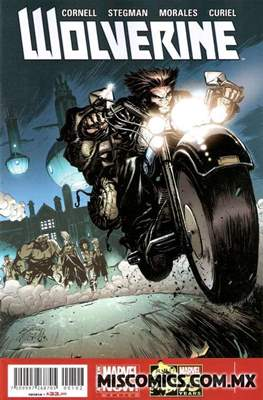 Wolverine (2014-2015) (Grapa) #4