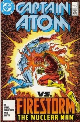Captain Atom (1987-1991) #5