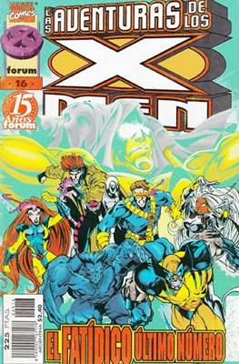Las nuevas aventuras de los X-Men Vol. 2 (Grapa 24 pp) #16
