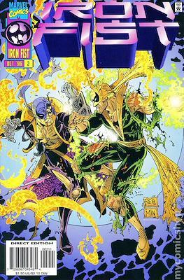 Iron Fist (Vol. 2 1996) (Grapa) #2