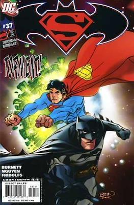 Superman / Batman (2003-2011) (saddle-stitched) #37