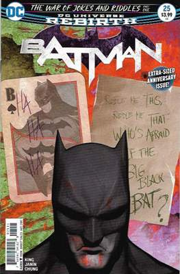 Batman Vol. 3 (2016-) (Comic-book) #25