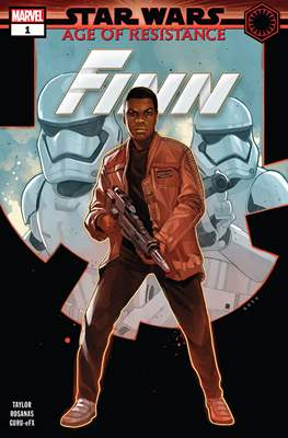Star Wars: Age of Resistance (Comic Book) #1