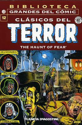 Clásicos del Terror. Biblioteca Grandes del Cómic (Rústica 160-176 páginas) #12