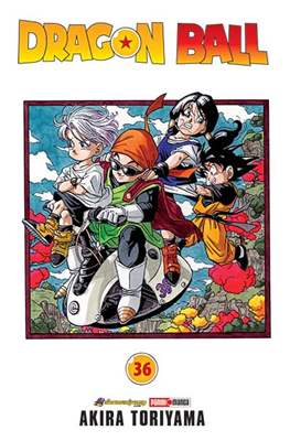 Dragon Ball (Rústica) #36