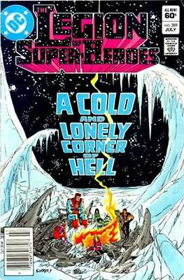 Legion of Super-Heroes Vol. 2 (1980-1987) (Comic-book) #289
