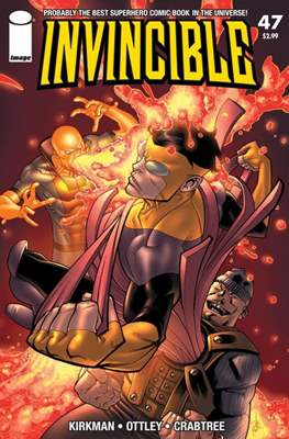 Invincible (Digital) #47