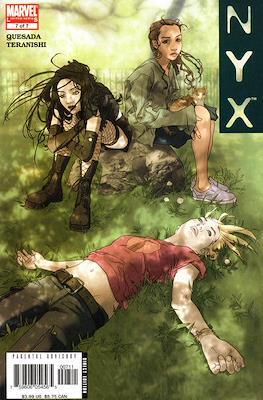 NYX Vol 1 (Grapa) #7