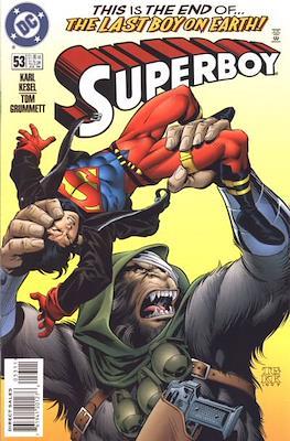 Superboy Vol. 4 #53