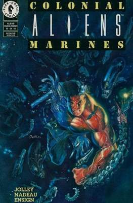 Aliens: Colonial Marines (Saddle-stitched. 1993) #10